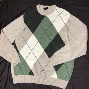 Dockers crewneck sweater men's size XL
